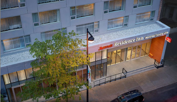 Residence Inn Montreal Downtown - exterior view