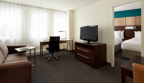 Suite at Residence Inn Montreal Downtown