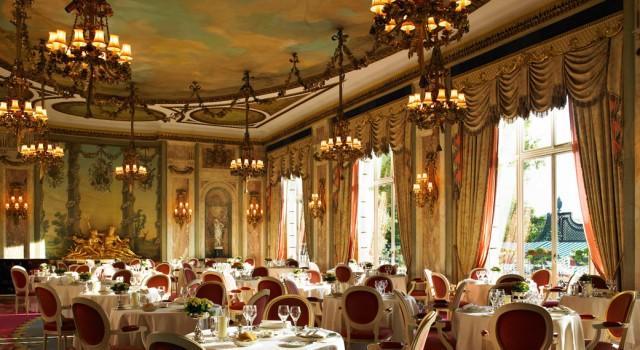 The Ritz Restaurant at The Ritz London
