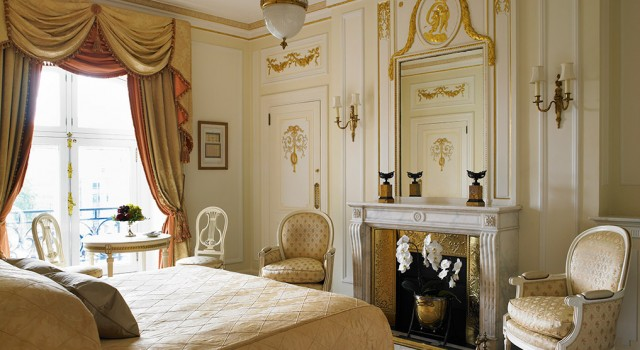 King room at The Ritz London