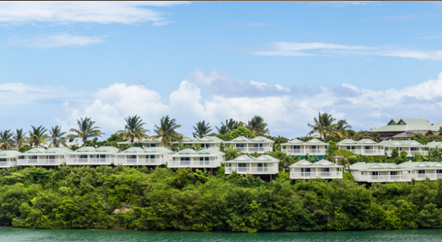 The Verandah Resort and Spa in Antigua