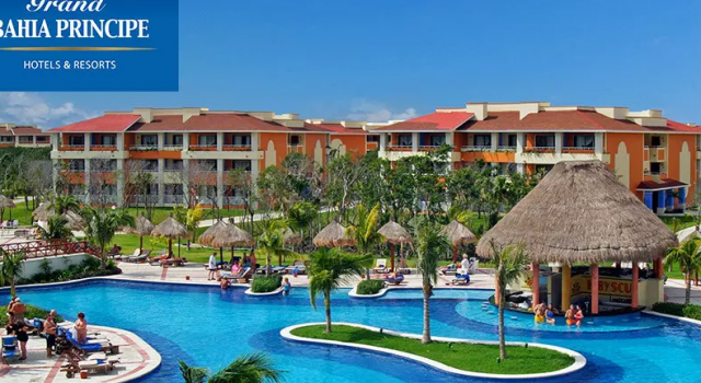 Grand Bahia Principe Coba resort