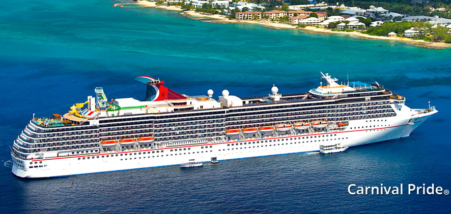 7 Nights In A Balcony Room On Carnival Pride To Bahamas For 579  The Travel