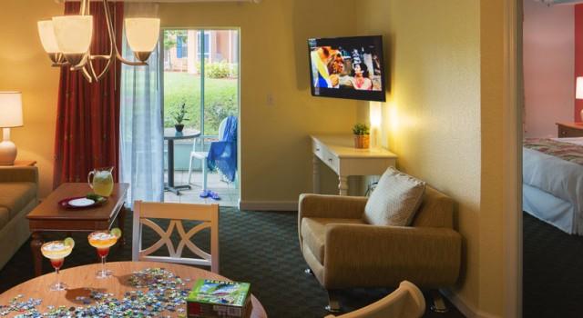 Suite at Festiva Orlando Resort