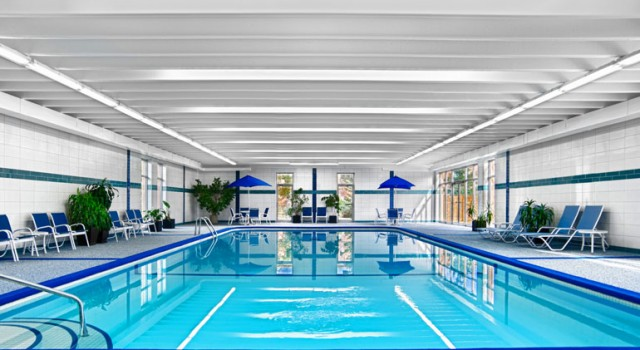 Pool at Four Points by Sheraton London