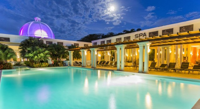 Spa at Grand Palladium Lady Hamilton Resort