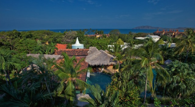 Jardin del Eden Adults Only Boutique Hotel - aerial view