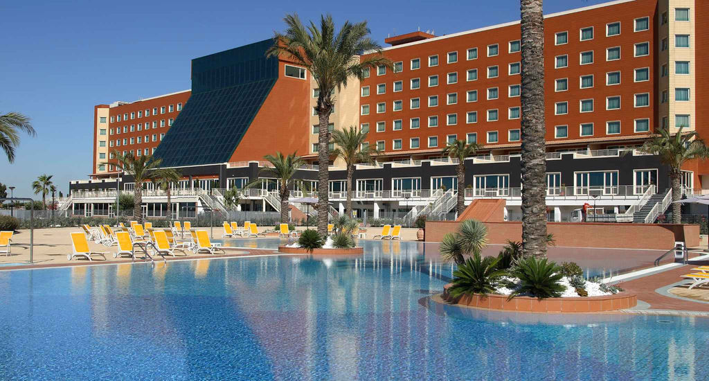 4 star Rome Marriott Park Hotel on sale for $105 - The ...