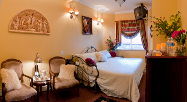 Suite inside at Ocean Breeze Bed and Breakfast