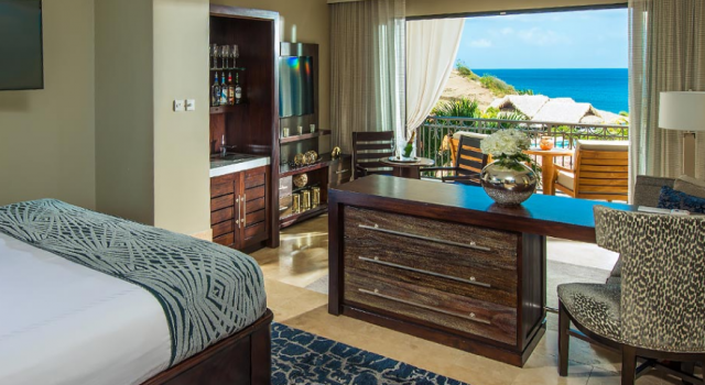Suite at Sandals LaSource Grenada Resort
