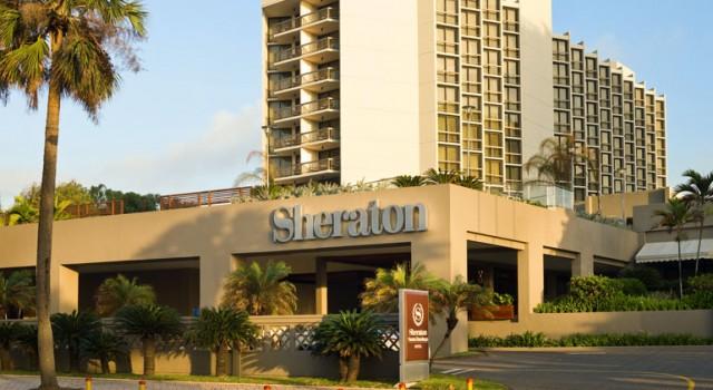 Sheraton Santo Domingo Hotel - exterior view