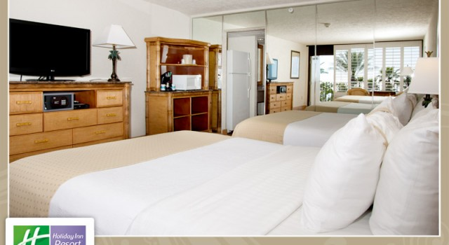 Room at Holiday Inn Resort  Panama City Beach