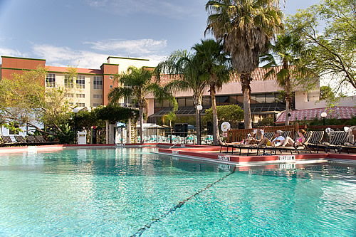 Pool at The Allure Resort Orlando