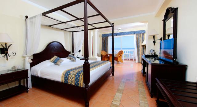 Junior suite at Grand Bahia Principe Jamaica