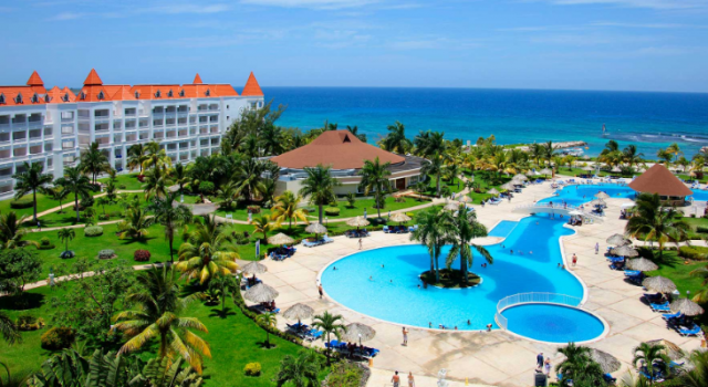 Grand Bahia Principe Jamaica - resort view