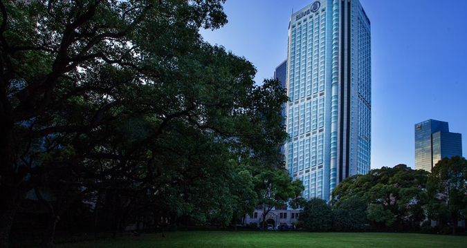 4 Star Hilton Shanghai Hotel On Sale For 118 The Travel