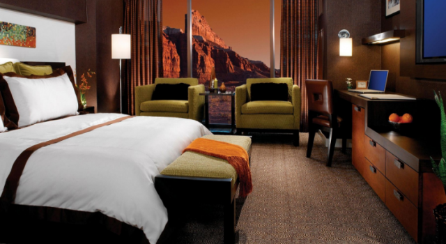 Room at Red Rock Casino Hotel and Spa