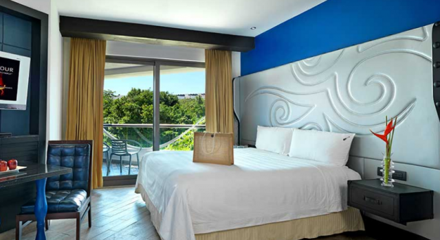 Room at Hard Rock Hotel Riviera Maya