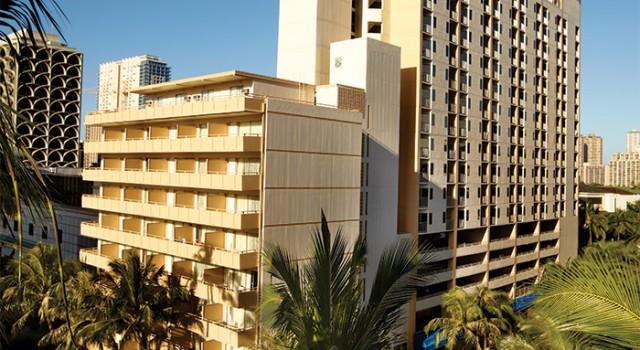 Ohana Waikiki Malia resort