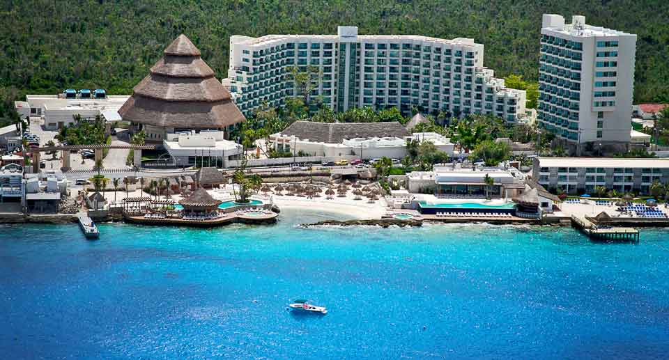 Grand Park Royal Cozumel All Inclusive Resort For 123
