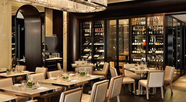 Hawksworth Restaurant at Rosewood Hotel Georgia