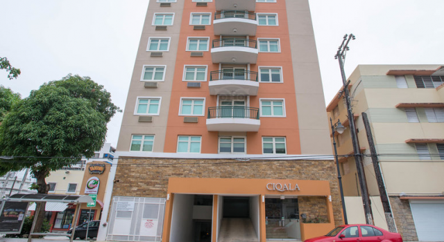 Ciqala Luxury Suites in San Juan