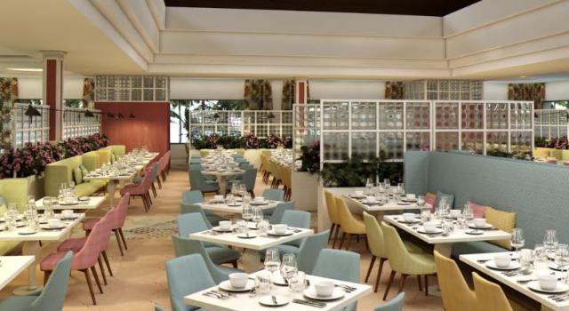 Restaurant at Majestic Mirage Punta Cana