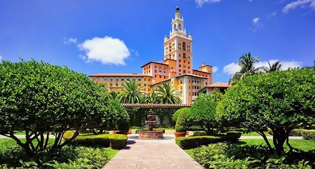 Biltmore Hotel Miami Coral Gables