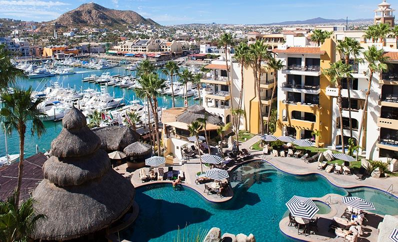 9ffafce9d All-inclusive Marina Fiesta Resort and Spa Los Cabos for  76 - The ...