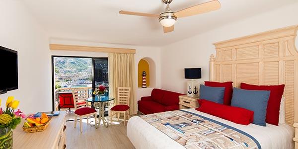 Junior Suite at Marina Fiesta Resort