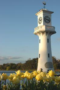 Cardiff lighthouse
