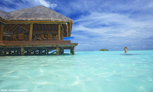Top 10 honeymoon destinations the travel enthusiast the for Top 10 places to go on your honeymoon