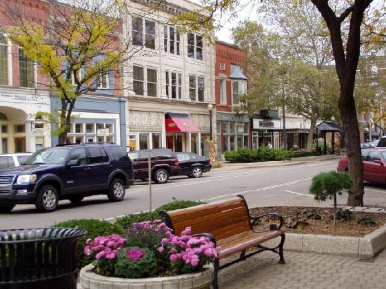 The coolest small towns in the us the travel enthusiast for Tiny house holland michigan