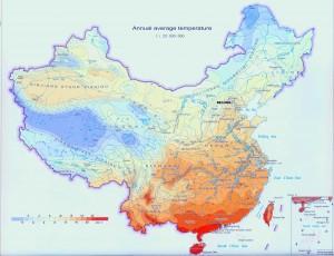 annual-average-temperature-in-China