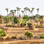 Bagan desert view
