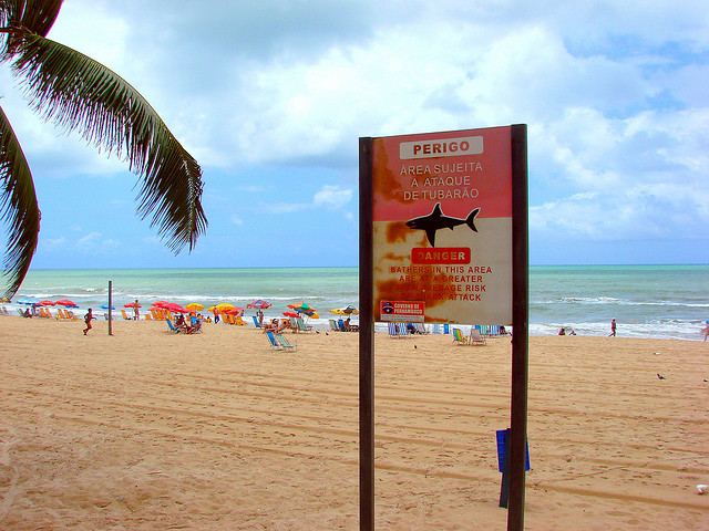 Recife Is A Very Pretty Coastal Town In Brazil Known To Be The Countrys Own Venice Obviously Lot Of People Spend Time At Beach Praia De Boa