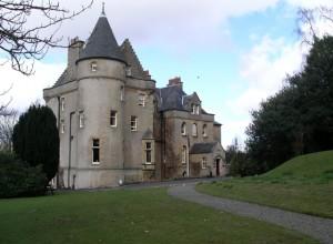 castle hotel britain