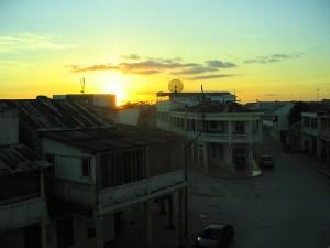 Madagascar town
