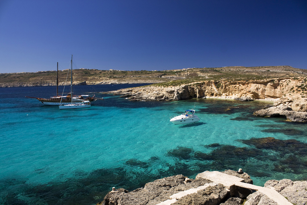 Top 5 beaches in Malta - The Travel Enthusiast The Travel Enthusiast