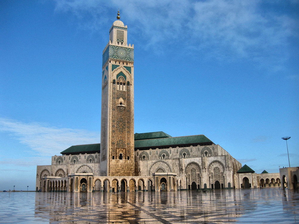 Best after christmas holiday destinations the travel - Marocco casablanca ...