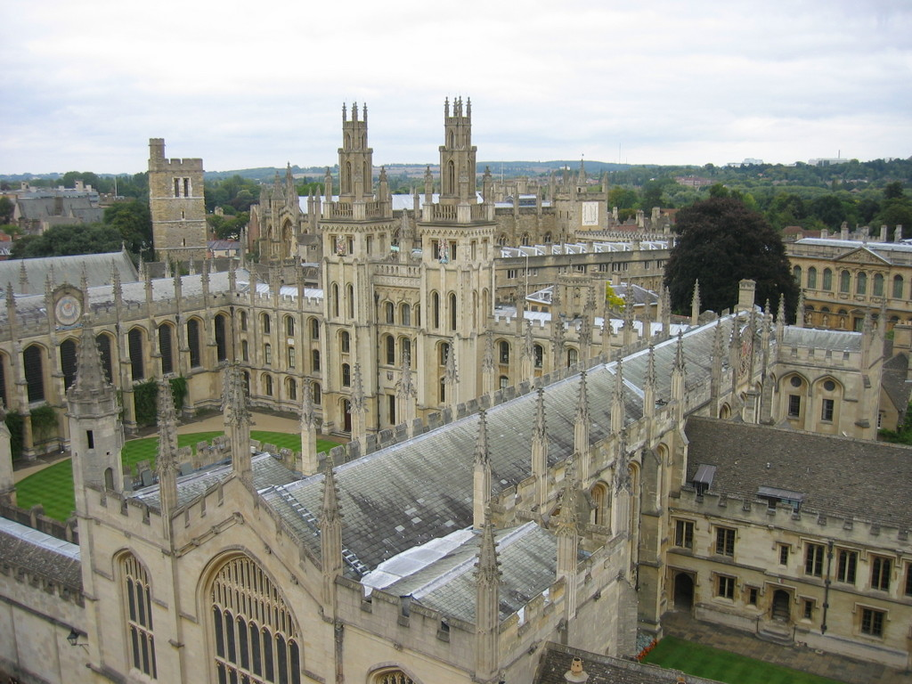 The Most Beautiful College Campuses In The World The