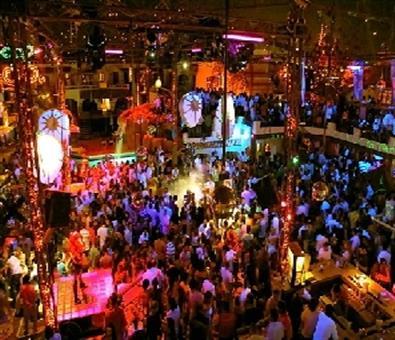 discoteca new le club: