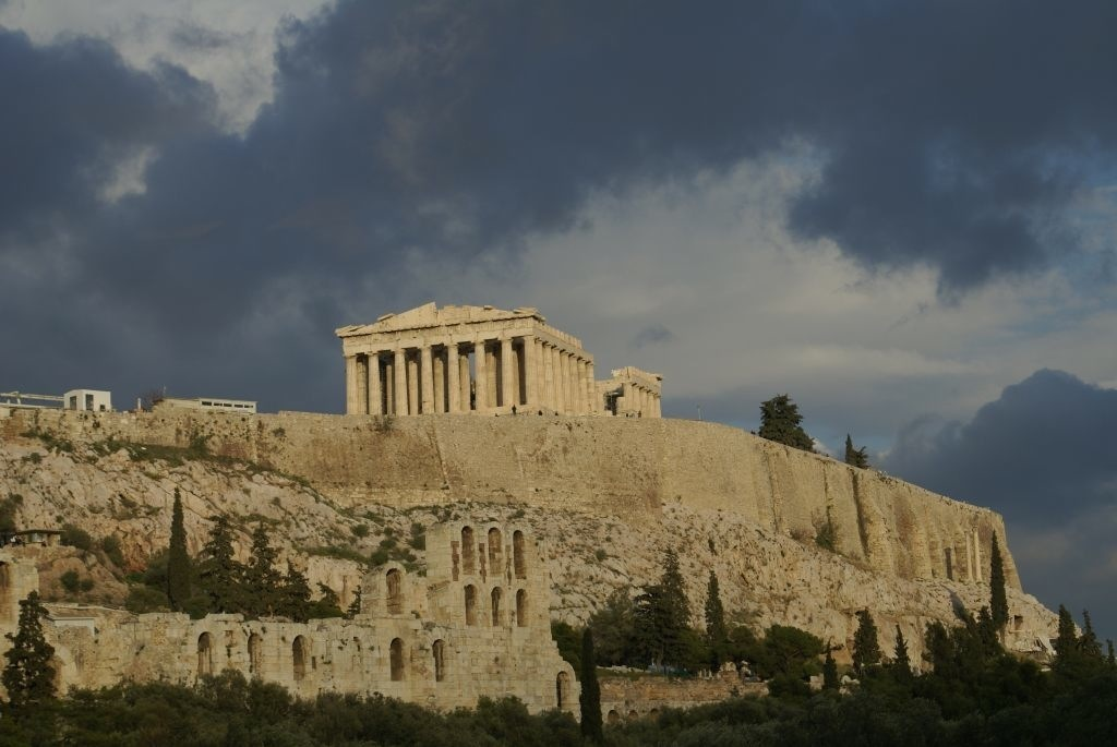 Exquisite historical sites from the greek essay