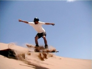 The best sandboarding destinations in the world - The Travel