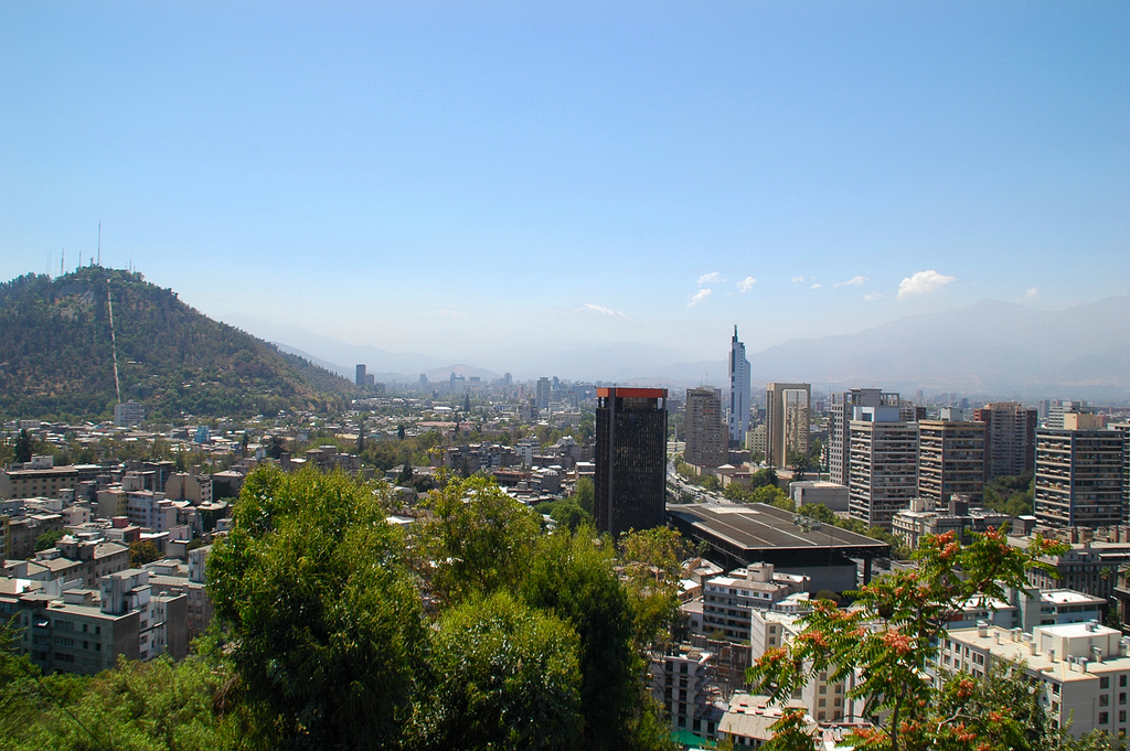 what wear chile sightseeing going santiago