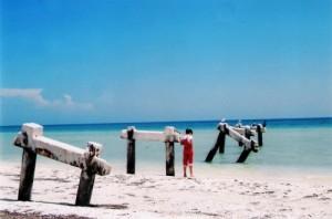 Yucatan Merida Beach
