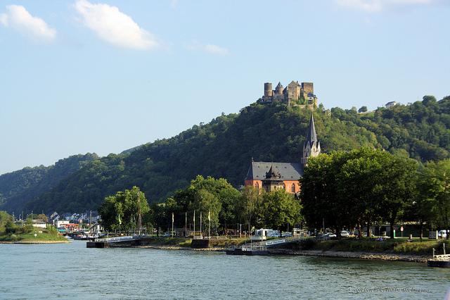 Castle Hotel Auf Schoenburg Oberwesel Germany