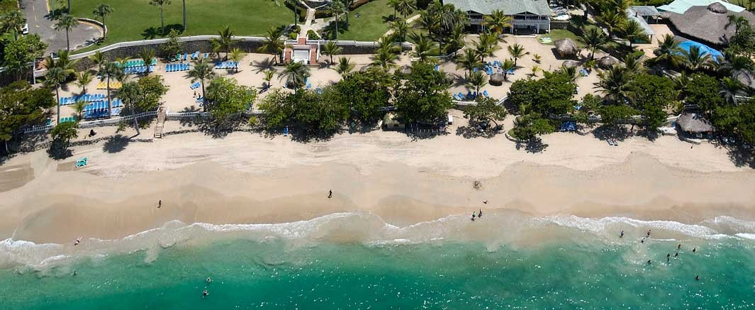 Beach At Lifestyle Tropical Resort