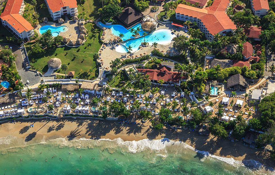 All Inclusive Cofresi Palm Beach Resort