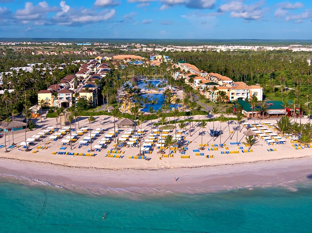 Ocean Blue And Sand Golf Beach Resort